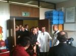 Visita de S.E. El Cardenal Velasio DiPaolis