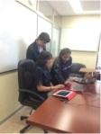 Se transmite desde la  sala de juntas de la Facultad de Ciencias de la Salud de la Universidad Anáhuac México Norte Sesión online 'CáncerBucal'